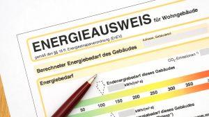 Energieausweis für Ihr Zuhause